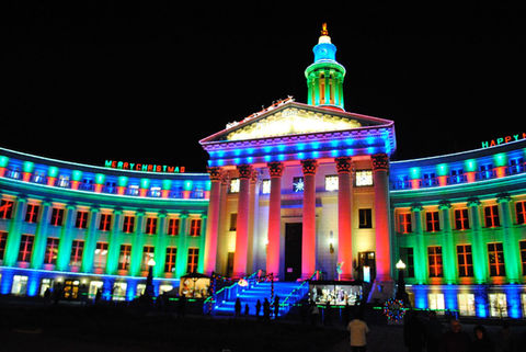 City and County Building, Denver, CO
