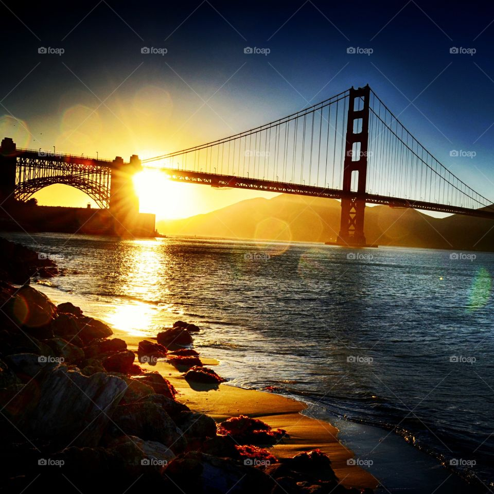SanFrancisco CA is calling my name! This Golden Gate Bridge is a photographers best friend.