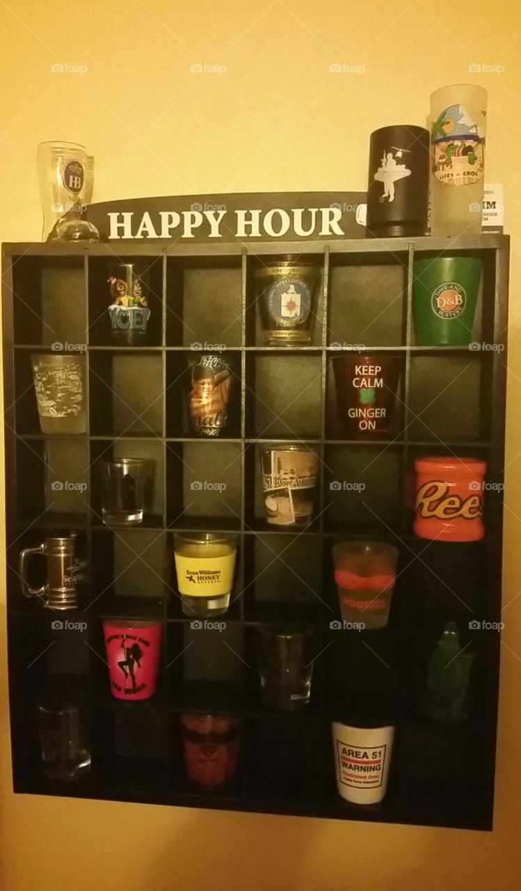 shotglass collection