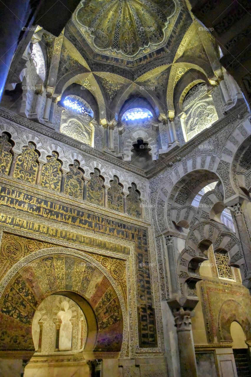 Cathedral-Mosque. Cordoba, Spain