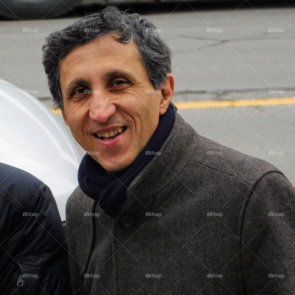 Amir Khadir, Quebec Solidare