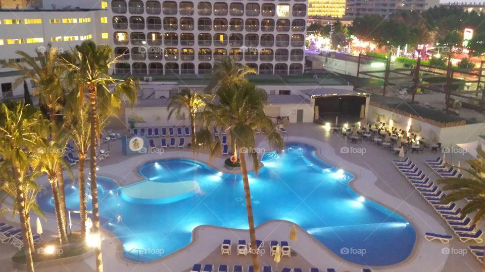 Hotel Samos. Holidays in Palma de Mallorca