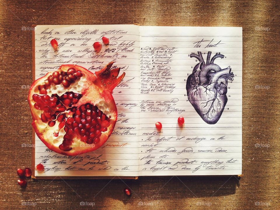 Food + notes