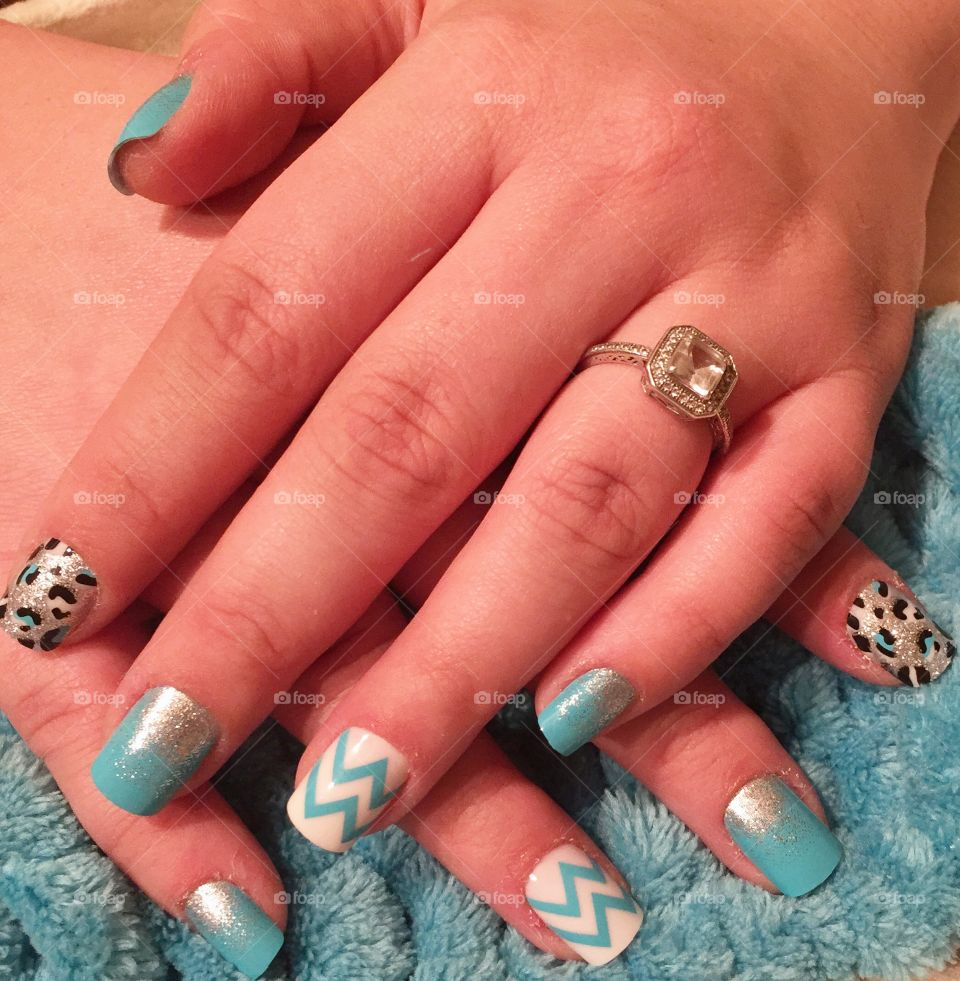 Very beautiful nails