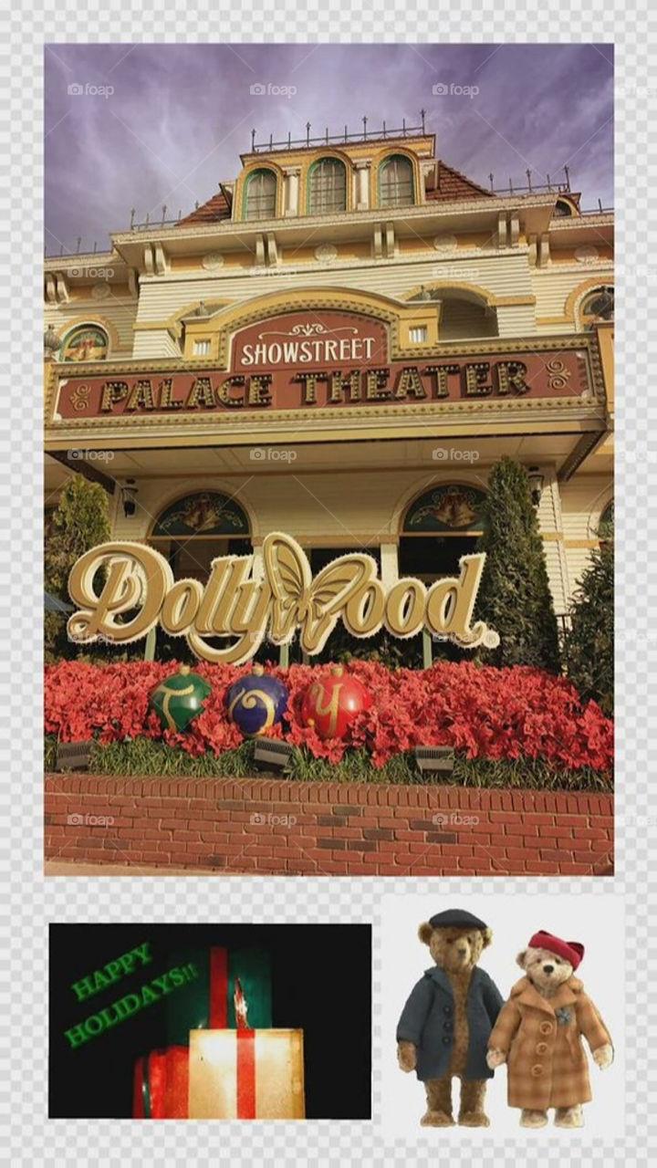 Dollywood, Happy Holidays