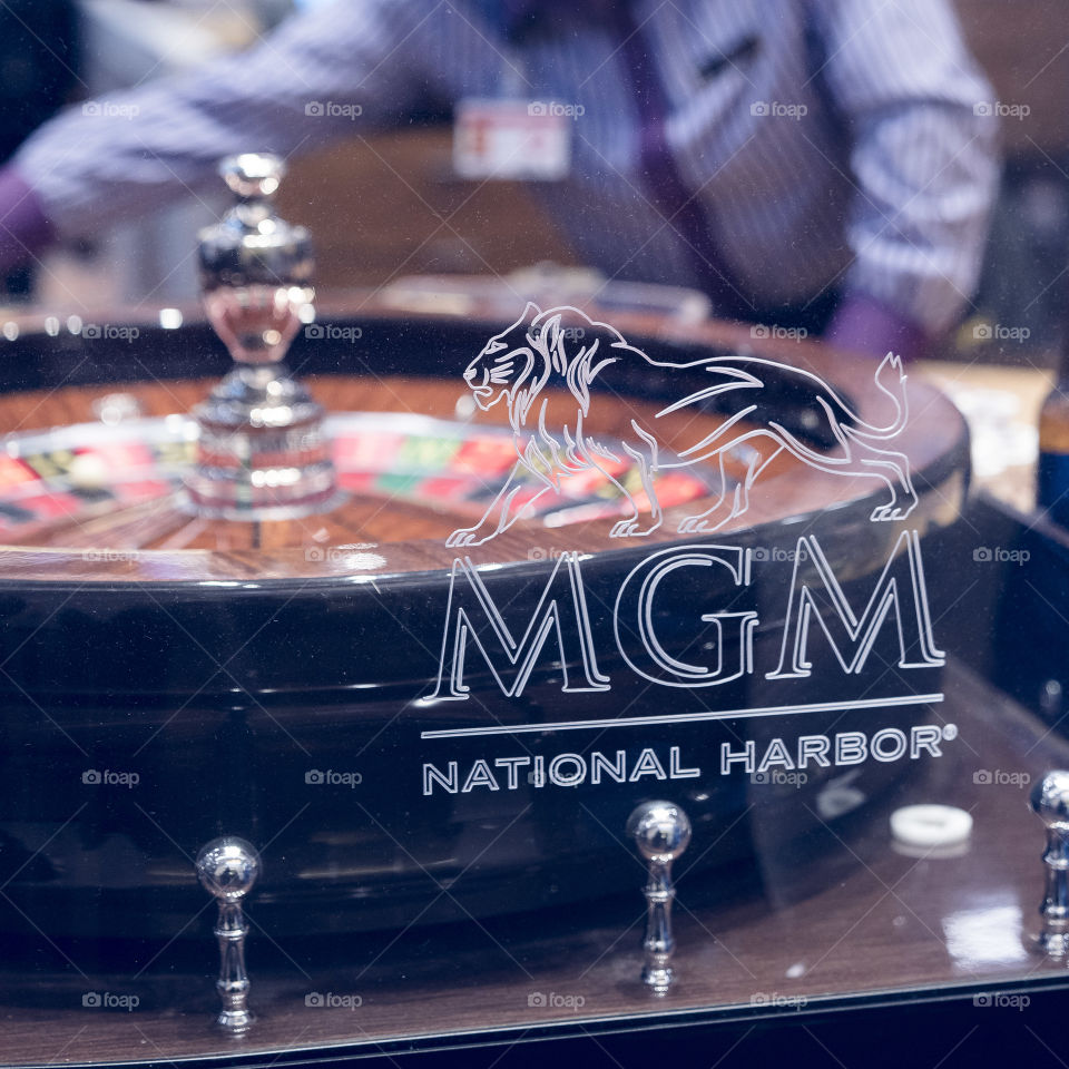 MGM National Harbor Roulette