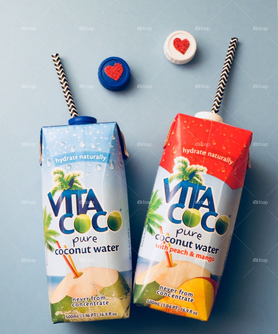 Lovely Vita Coco - Coconut Water