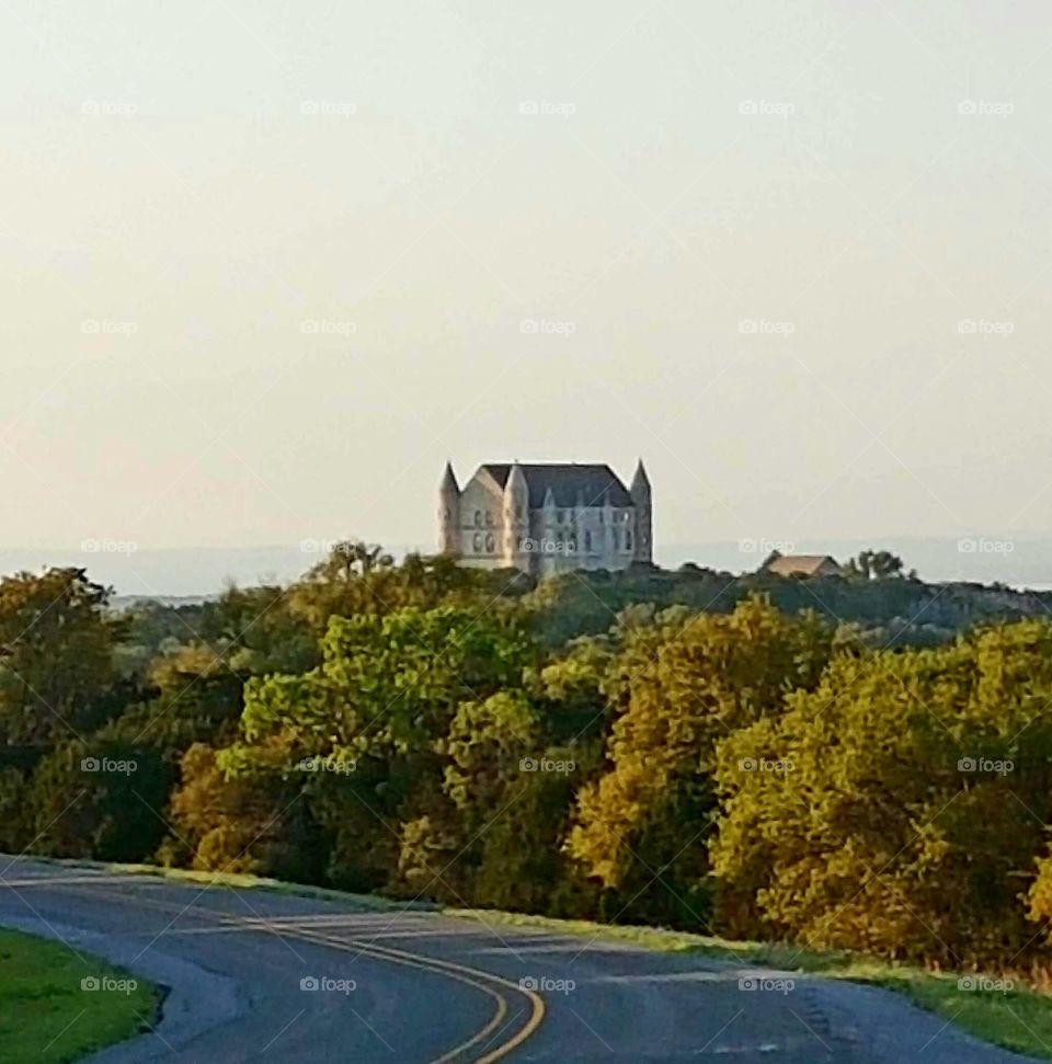 A Texas Castle
