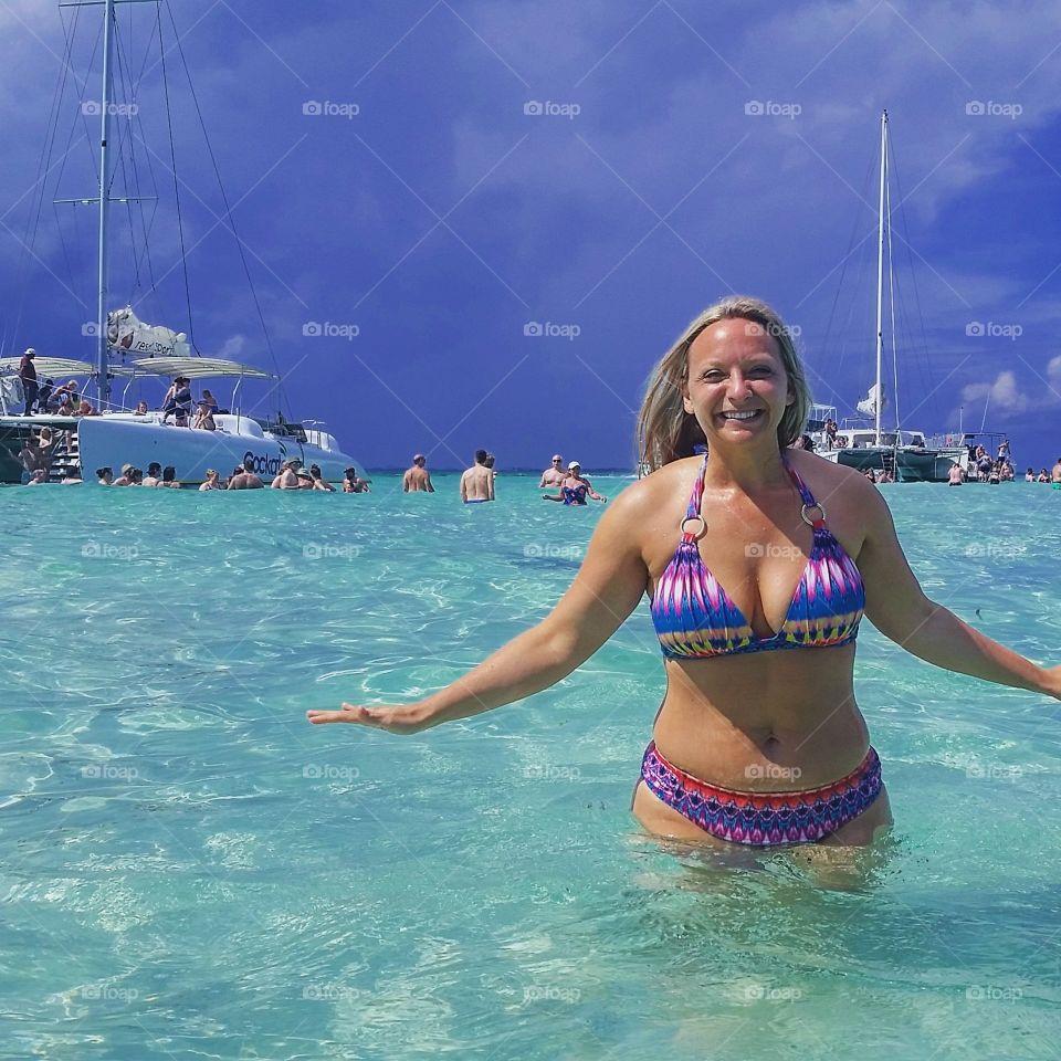 Cayman islands stingray city