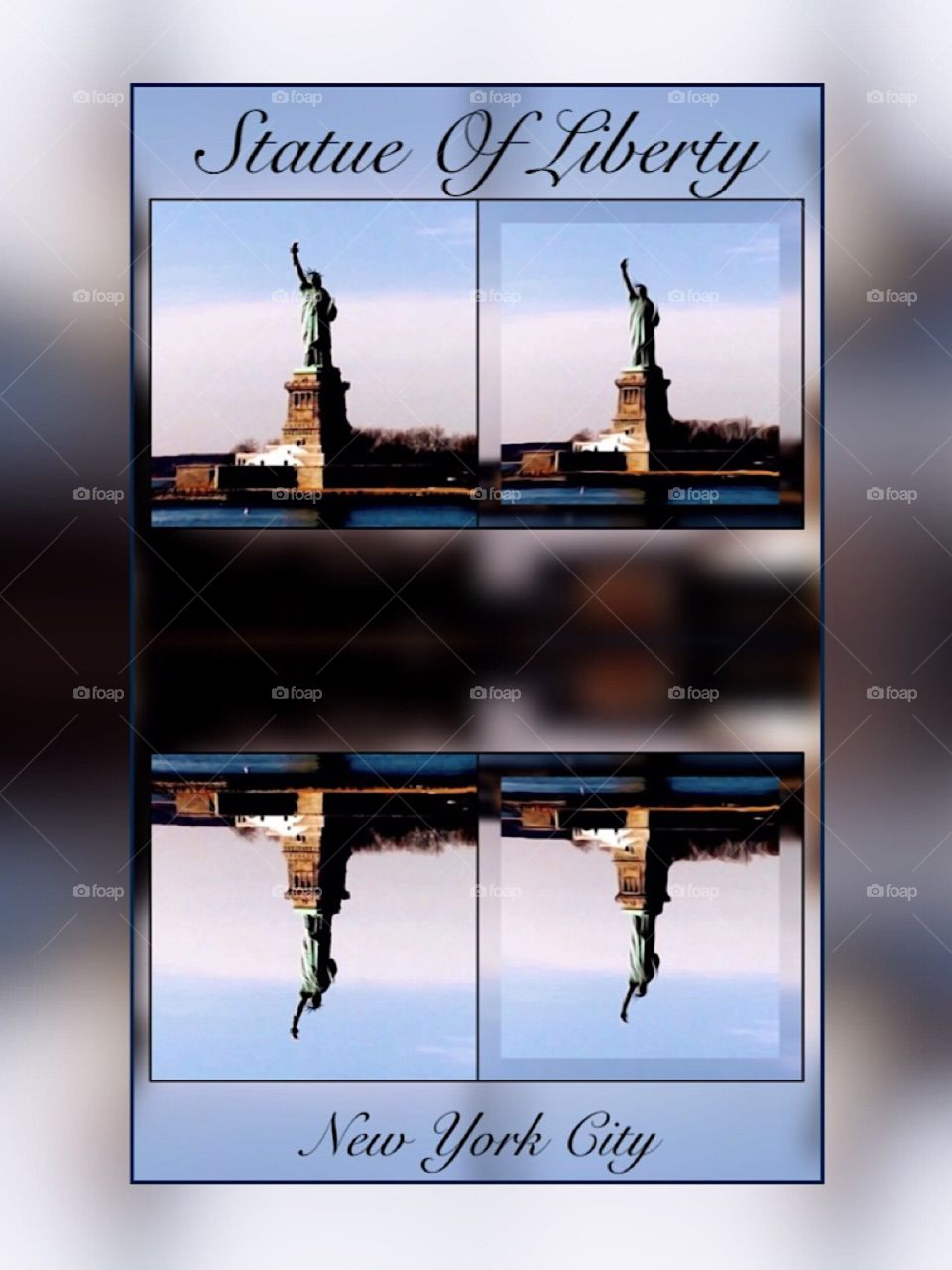 Statue Of Liberty -New York City