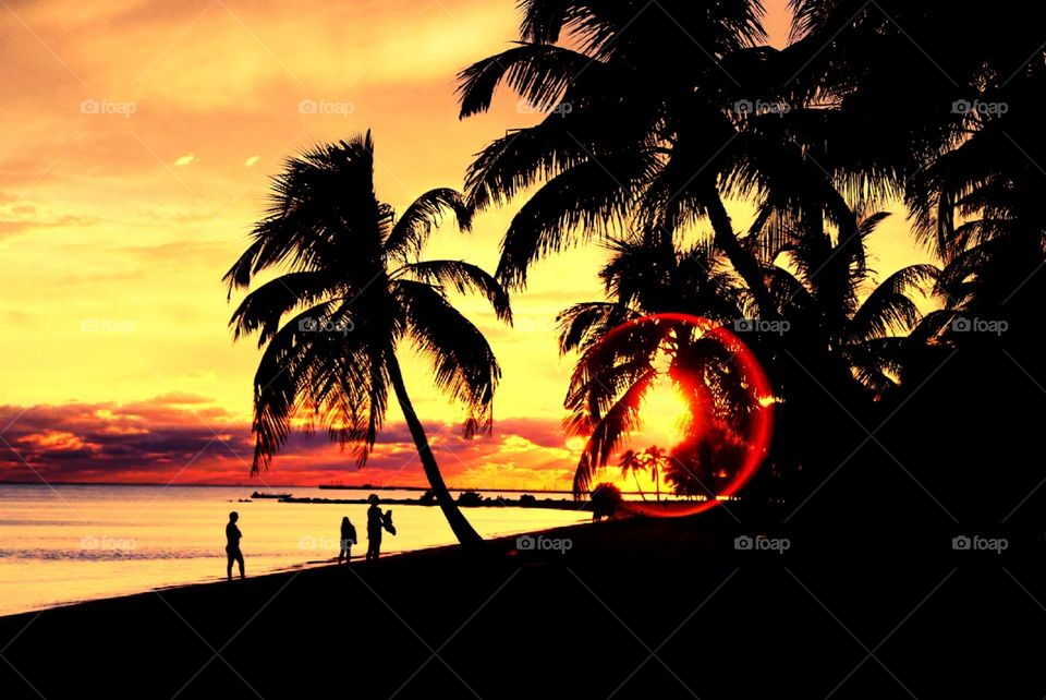Wake me up!. Sunset at Key West, Florida! Never disappoints me!