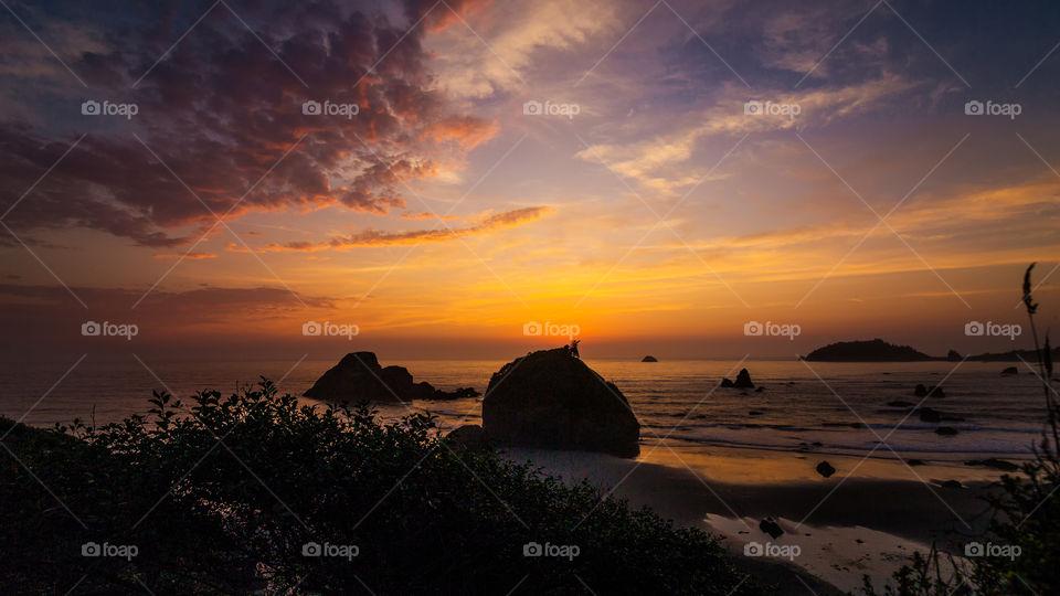 Hooda Sunset