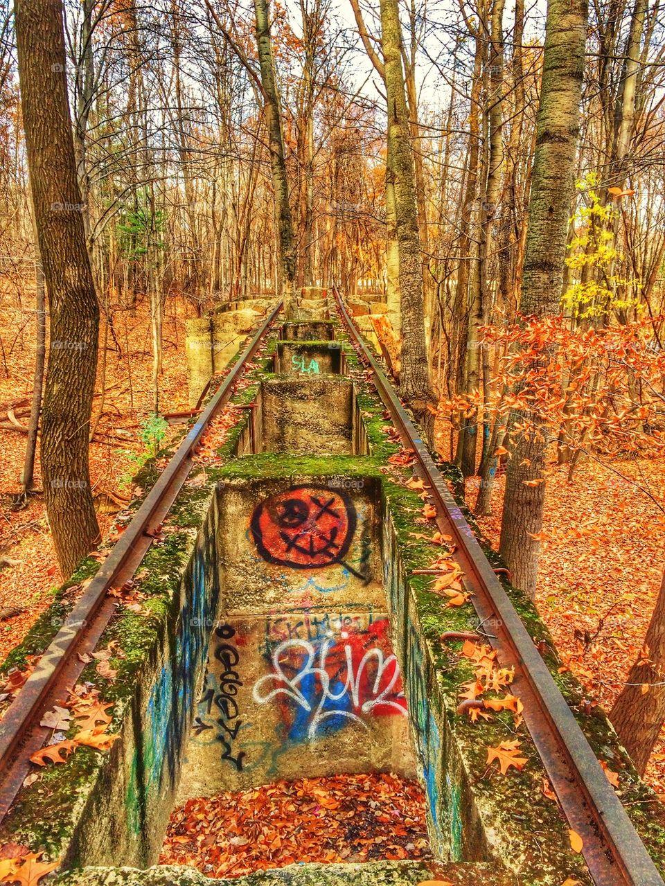 Cleveland Abandoned Tracks