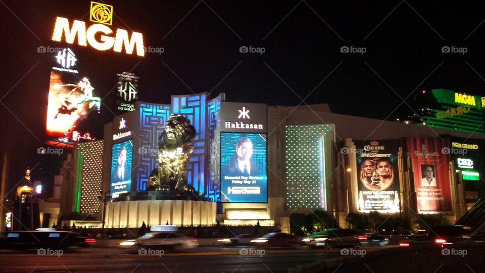 87d5c26b83153 Foap.com: MGM Grand Casino Resort Las Vegas stock photo by cruzer76