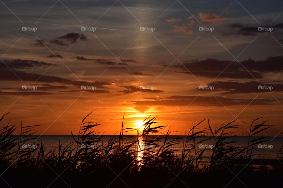 Incredible sunsets  Höllviken