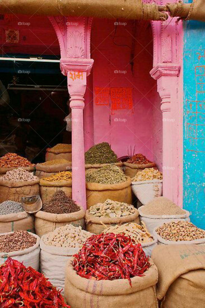 Masala Market