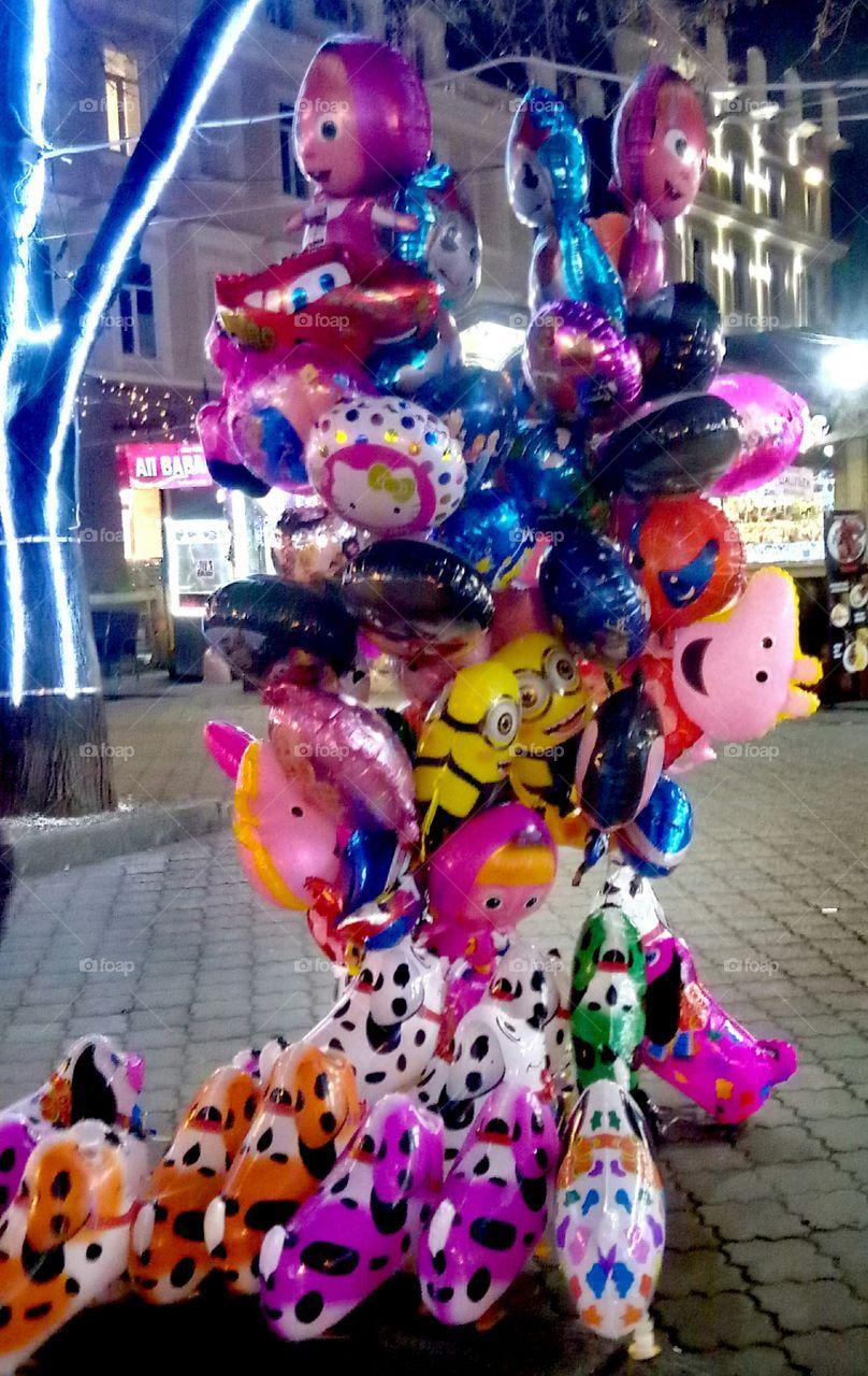 Fun, Festival, Celebration, Toy, Decoration