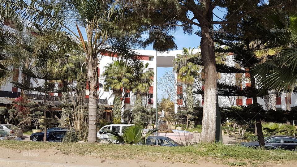 Sale City Morocco