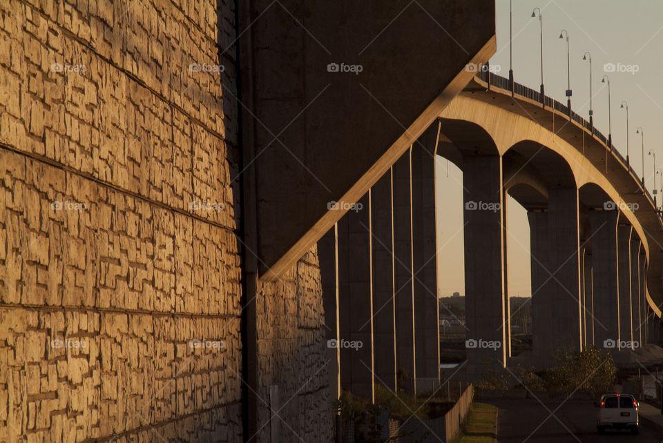 Raritan bridge drive