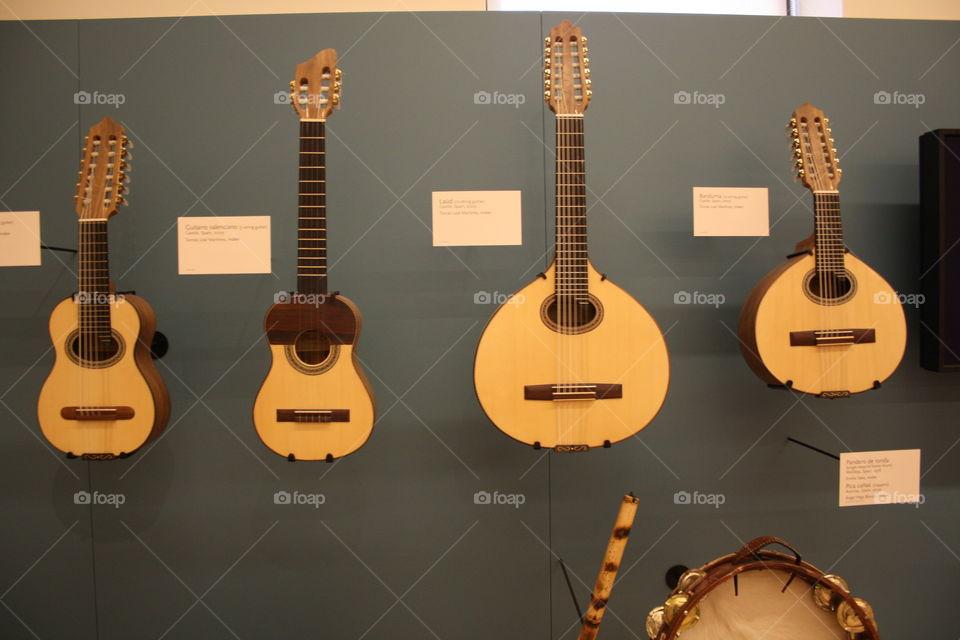 Guitar, Instrument, Music, Acoustic, No Person