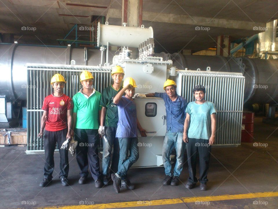 transformer maintained. transformer maintains groups in bsrm steels ltd, Bangladesh.