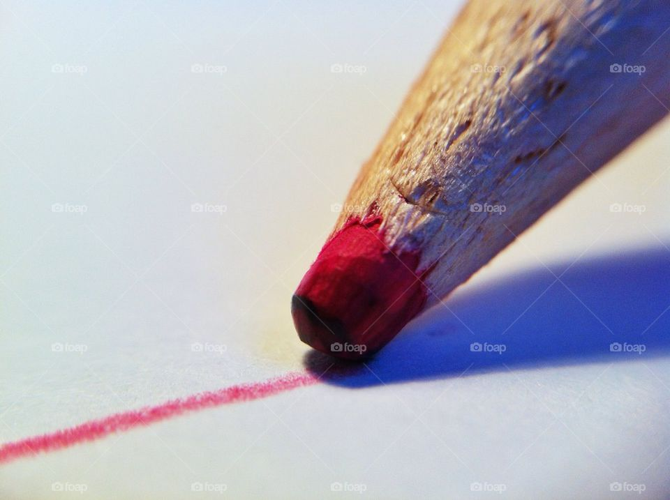 landscape macro closeup red by miss_falcon