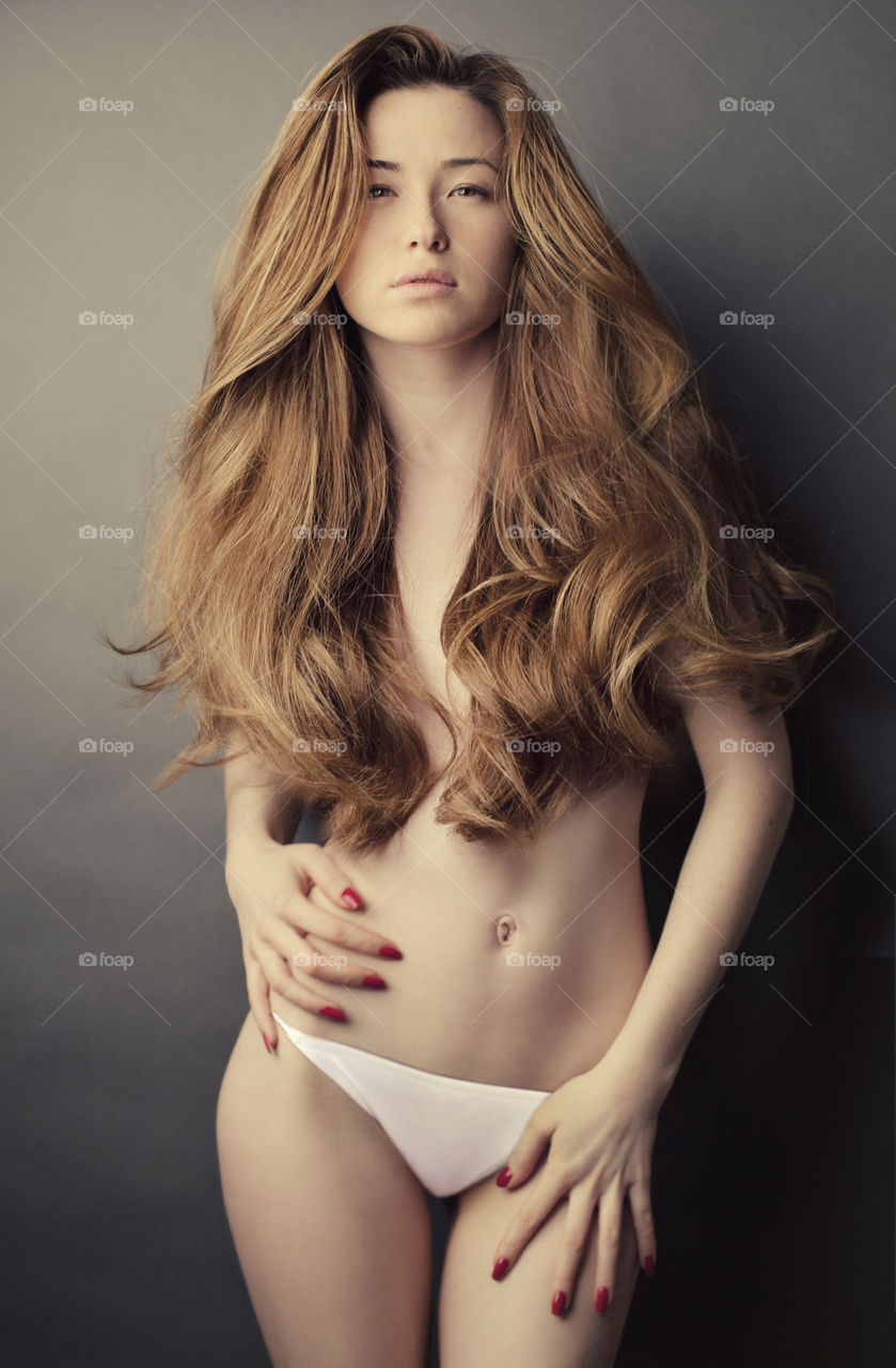 Woman, Nude, Sexy, Fashion, Glamour