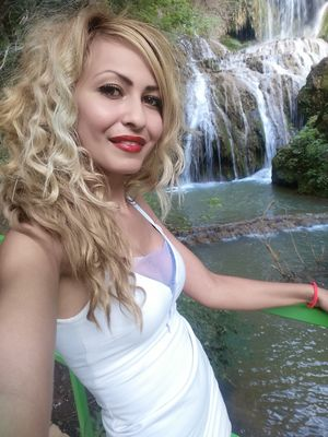 Woman, Nature, Summer, Water, Outdoors