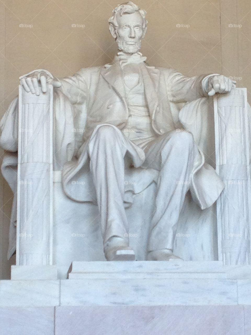 Lincoln Memorial. Lincoln Memorial