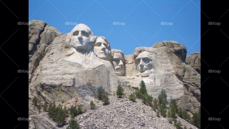 My Rushmore