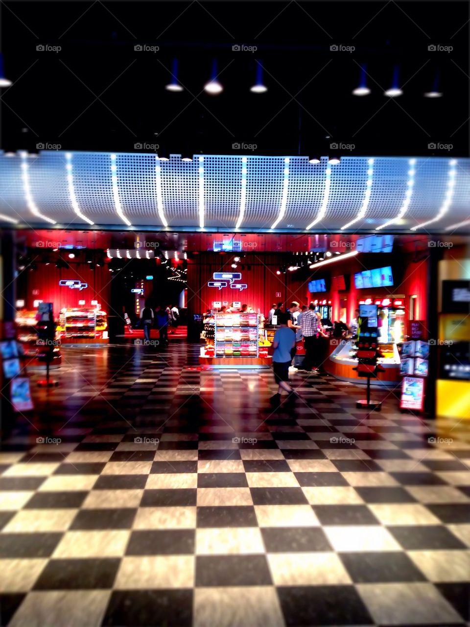 SF Cinemas in City