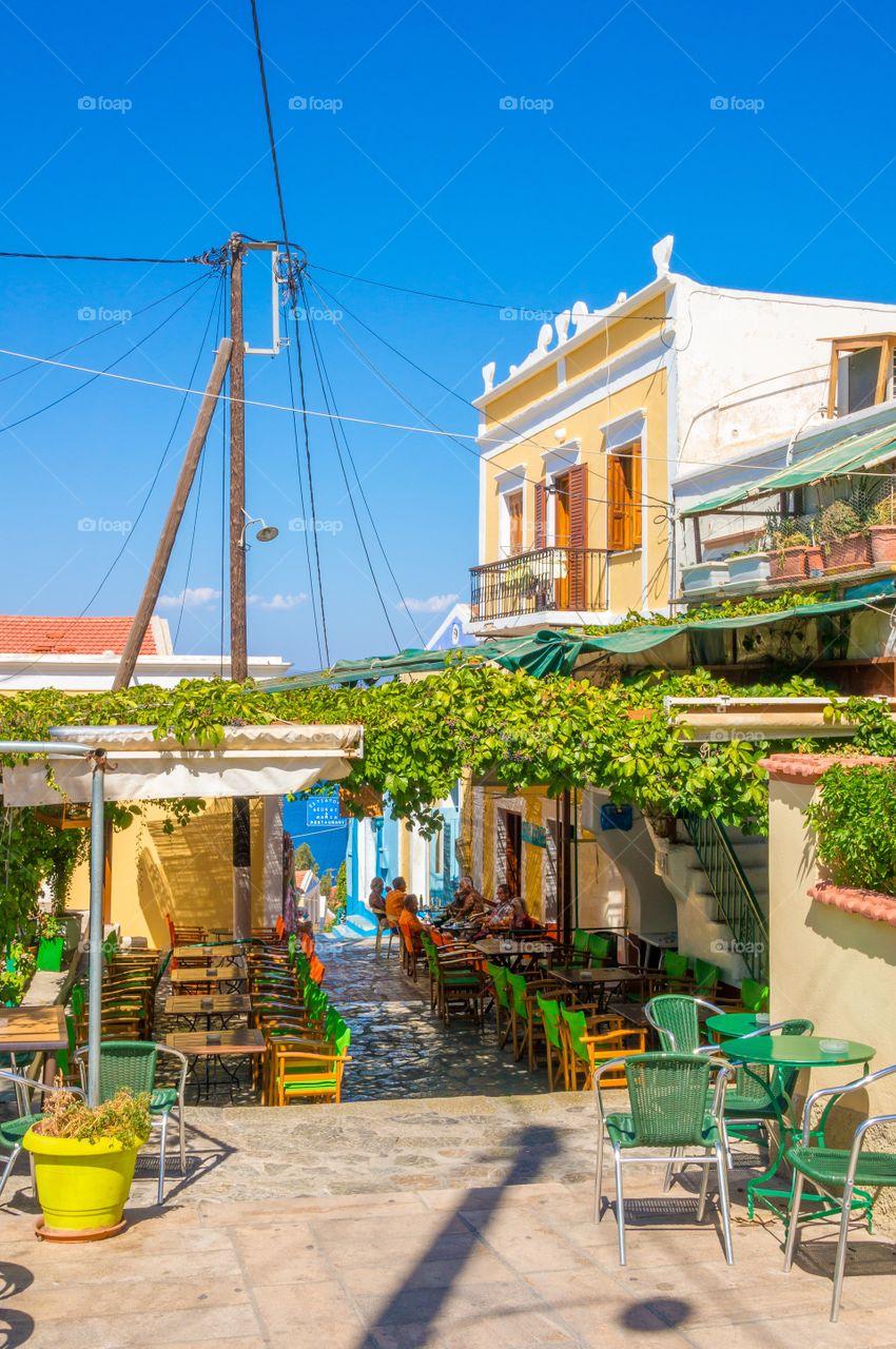 Greek street