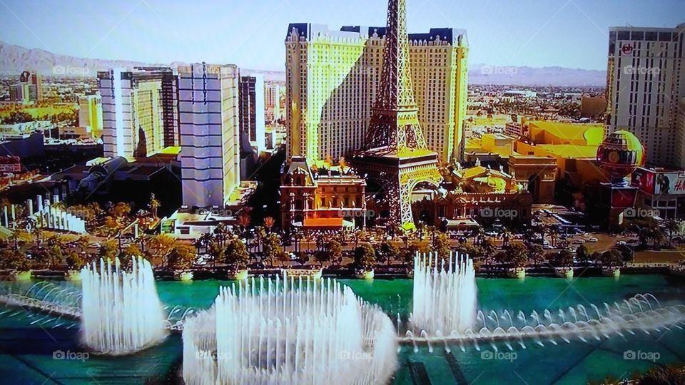 City, Travel, Water, Hotel, Modern