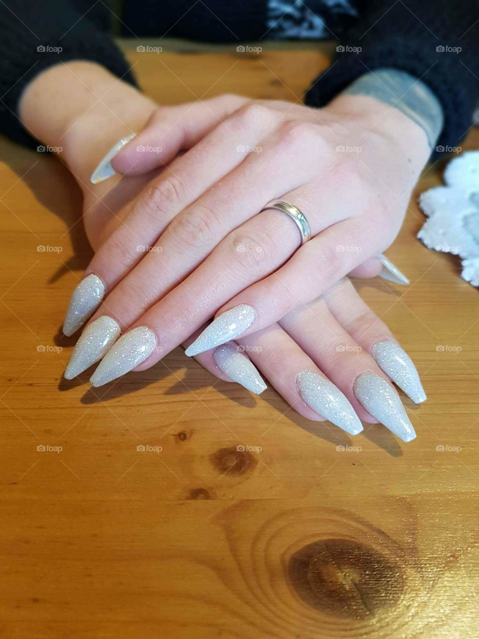 Nails made by me