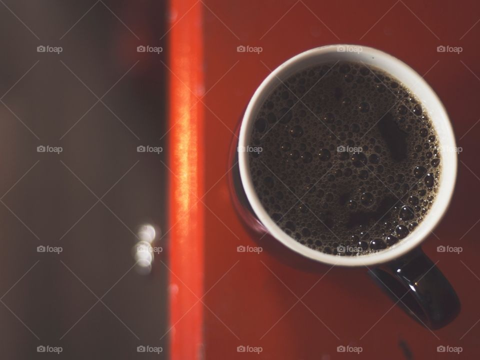 It's amazing how the world begins to change through the eyes of a cup of coffee.