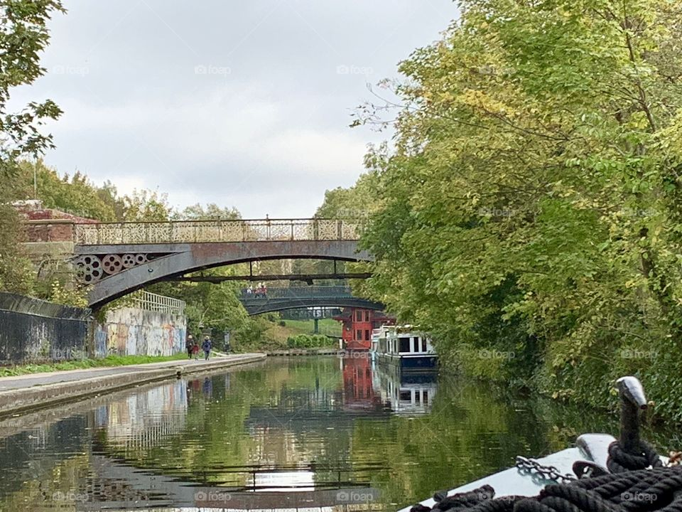 Little Venice Canal, London, UK