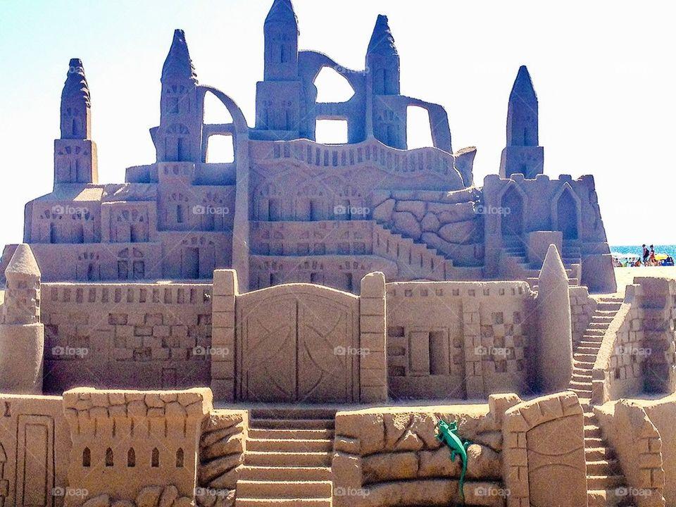 Architecture in Valencia | beach holiday, summer vacation, summervacation, sandy beach
