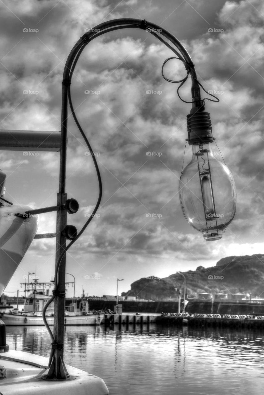 Fishing Lamp