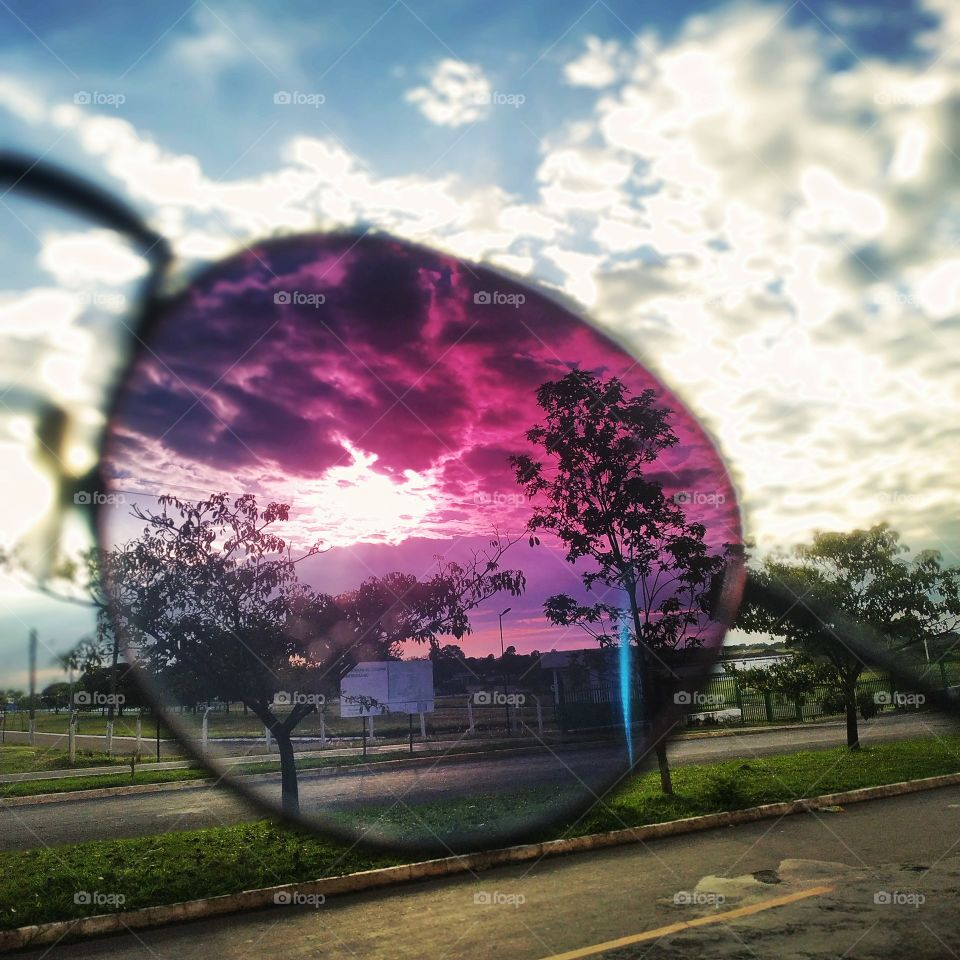 mude sua percepção e você mudará o mundo a sua volta