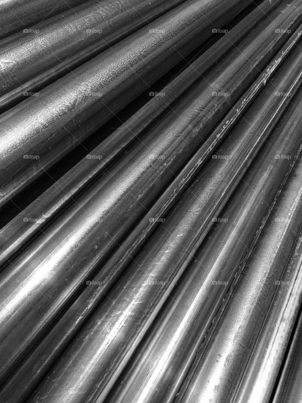 Linear Pipe Texture