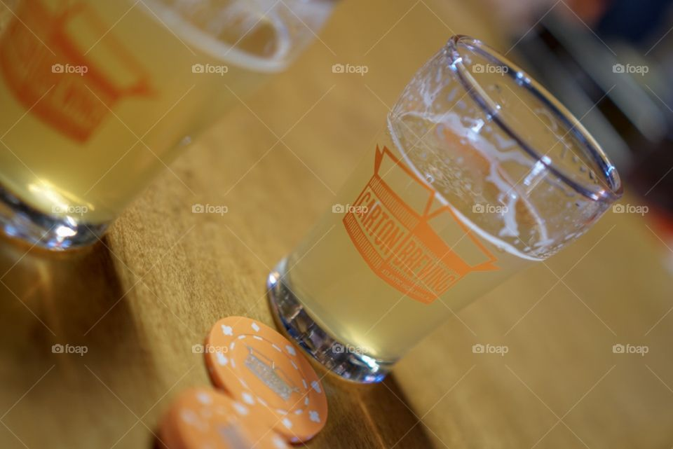 Craft beer drink local beer