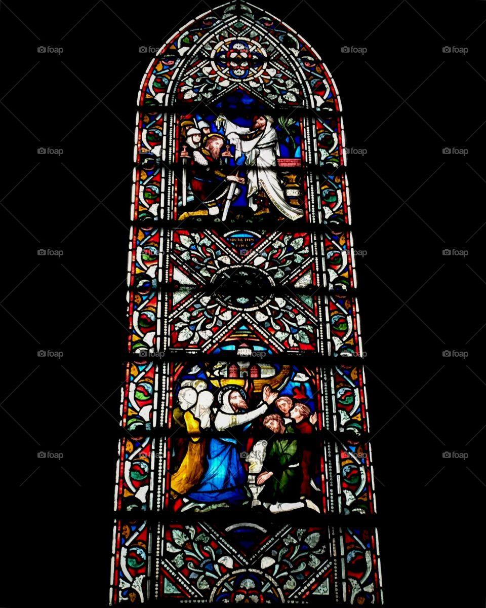 #church #ireland#st.patrick#Window#gothicart