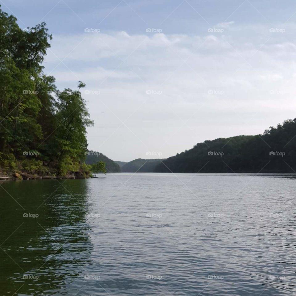 lake. lake