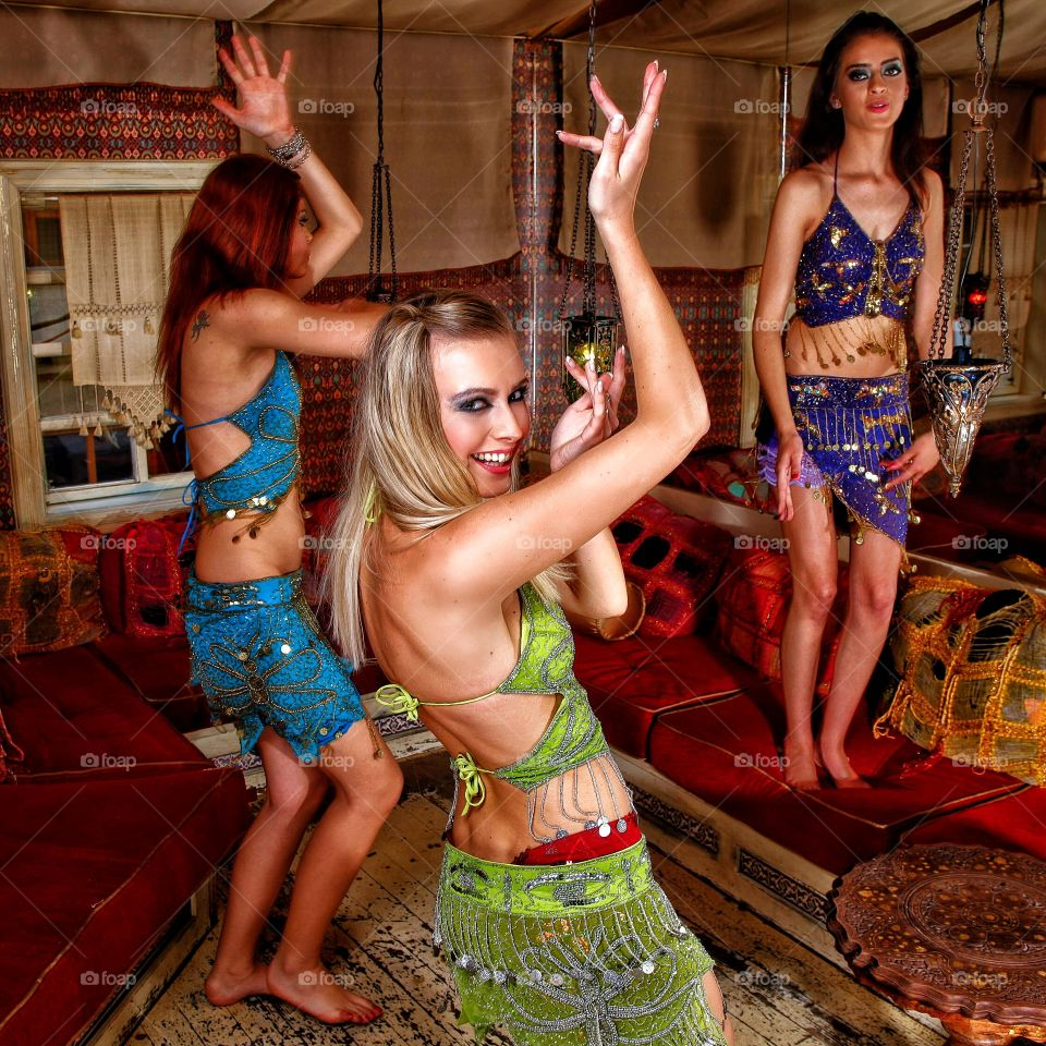 Belly dance . dancing is my thing