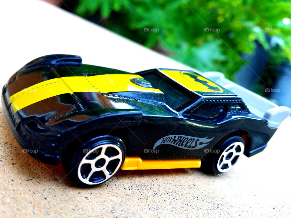 Hot Wheels Batman Toy