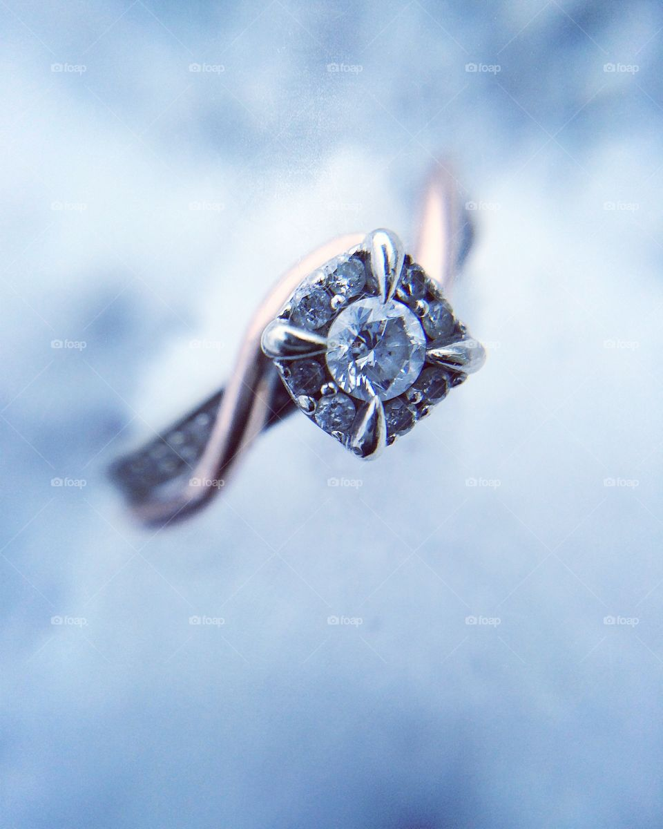 Engagement Ring 💍❄️