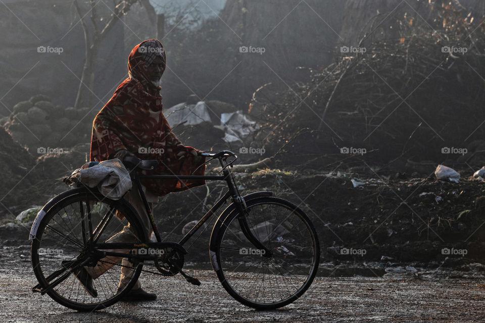 bike . me and my bicycle