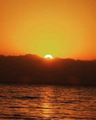 Sunrise at Sinai