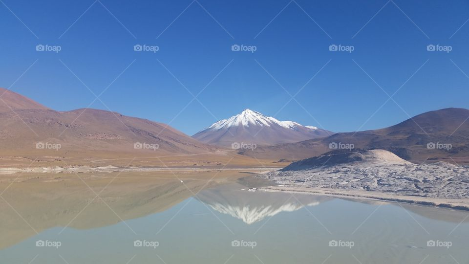 Piedras Rojas- Desert Atacama