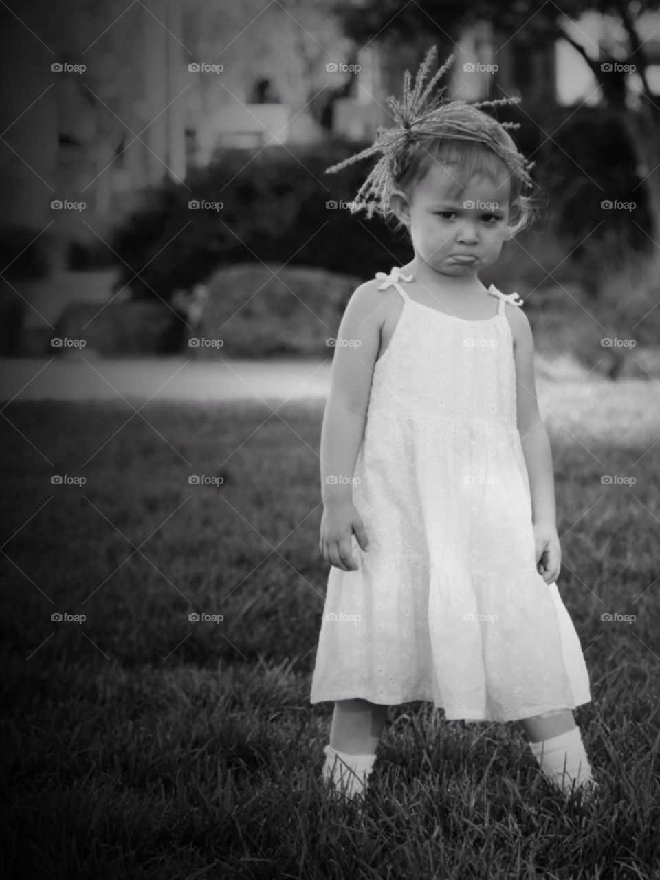 Pout princess